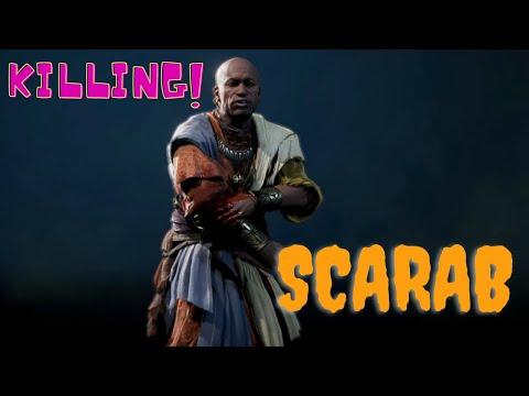 Assassinating Scarab || Killing Scarab || Assassins Creed Origins Gameplay || Walkthrough |