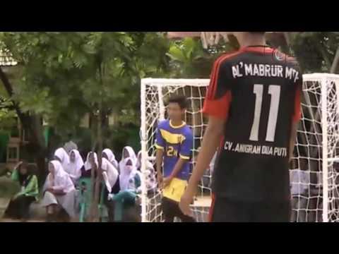 Futsal Alumni vs MAN 2 Martapura