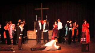 40. Finał - Ślub Jekylla (Wedding Reception) - Jekyll & Hyde - Teatr Rozrywki (PL)