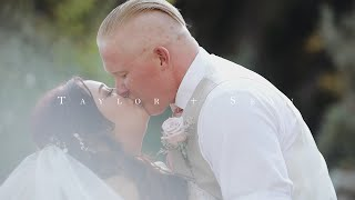 Taylor and Sean | Wedding at The Homestead