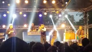 massilia sound system debut du concert festival sur les pointes 2015