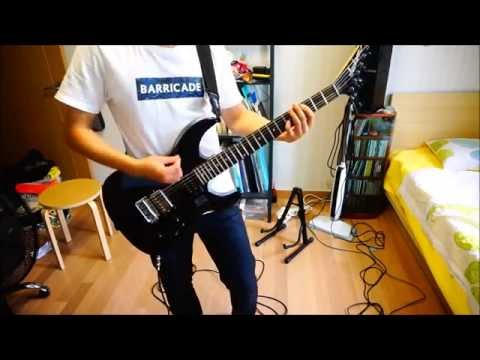 Muse - Citizen Erased - Guitar Cover by JH