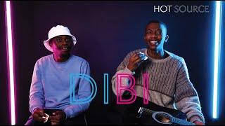 Dibi Tries To Rap After Eating Carolina Reaper Wings   Hot Source   Kace