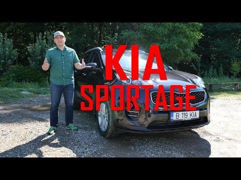 Kia Sportage - Cavaleria.ro