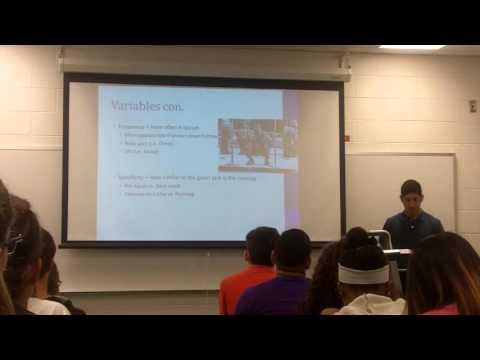 Periodization Lecture
