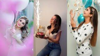 Happy Birthday Poses For Girls