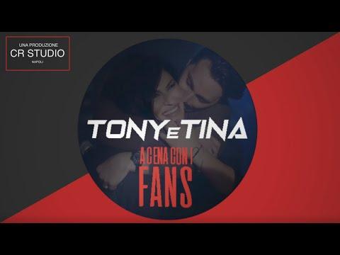 TONY COLOMBO & TINA - A CENA CON I FANS (Prima)