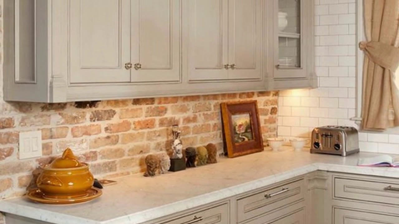 - 50+ Amazing Kitchen Backsplash Ideas White Cabinets - YouTube