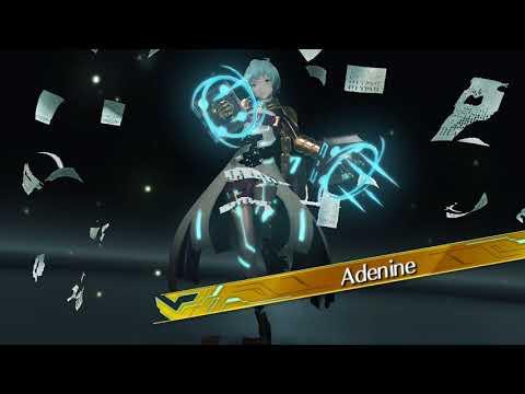 Xenoblade Chronicles 2 Blade Bonding ADENINE Awakening