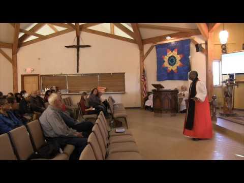 Presiding Bishop's sermon St  James, Cannon Ball