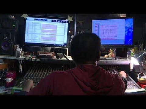 Pulling the plug on a unique music studio