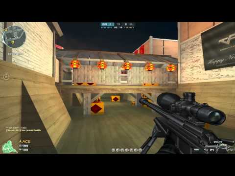 CrossFire R93 T2 gameplay