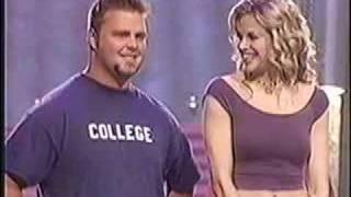 Repeat youtube video Drag Queen Fools College Jock on TV!