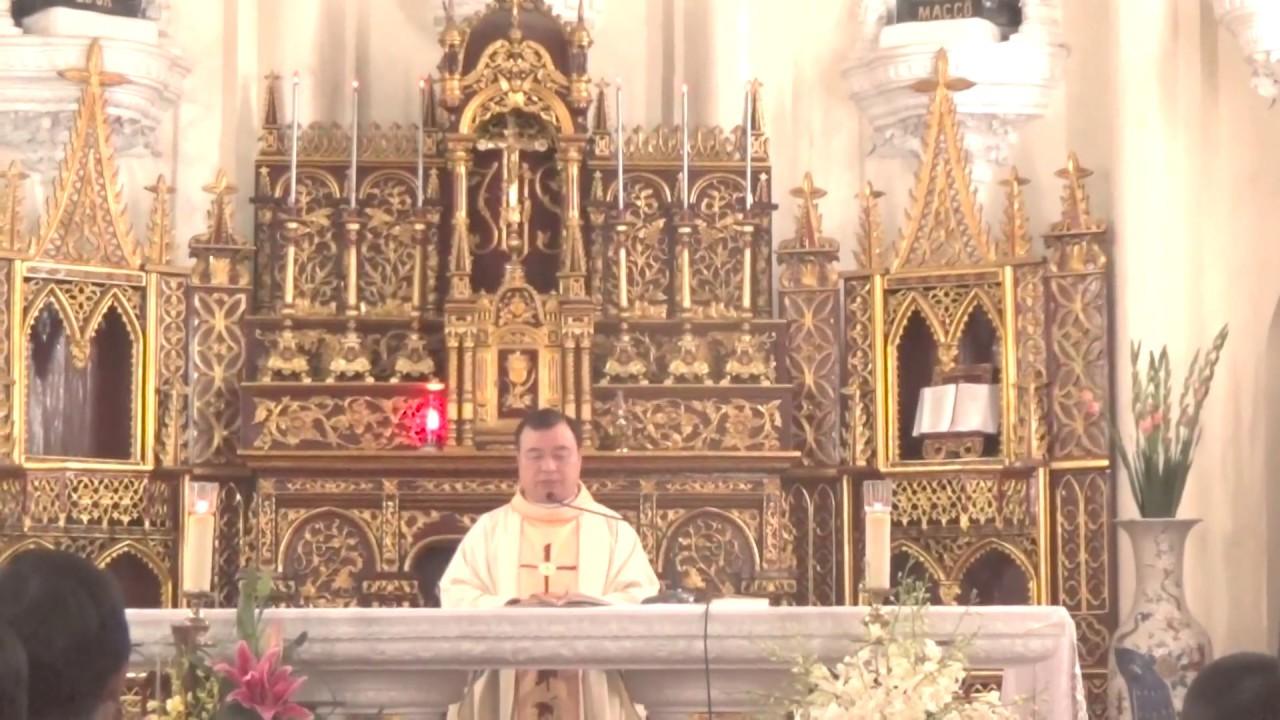 Thánh Lễ hôn phối:  Peter Nguyễn Văn Bình & Mary Nguyễn Thị Phan Hiền – Thạch Bích