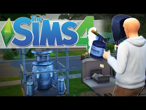 SPACE ROCKET SCIENTIST | The Sims 4 Gameplay #20