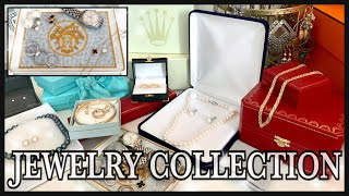 ENTIRE JEWELRY COLLECTION | Van Cleef & Arpels, Cartier, Rolex, Tiffany, Diamonds, Pearls | GINALVOE
