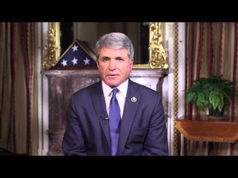 Weekly Republican Address: Chairman Michael McCaul (R-TX)