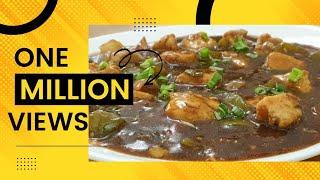 Chicken chilli gravy recipe in hindi lChinese chilli chicken recipe with gravy lCooking with Benazir