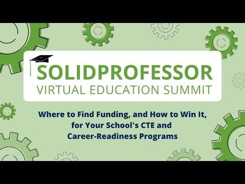 Where to Find Funding, and How to Win It, for Your School's CTE and Career-Readiness Programs