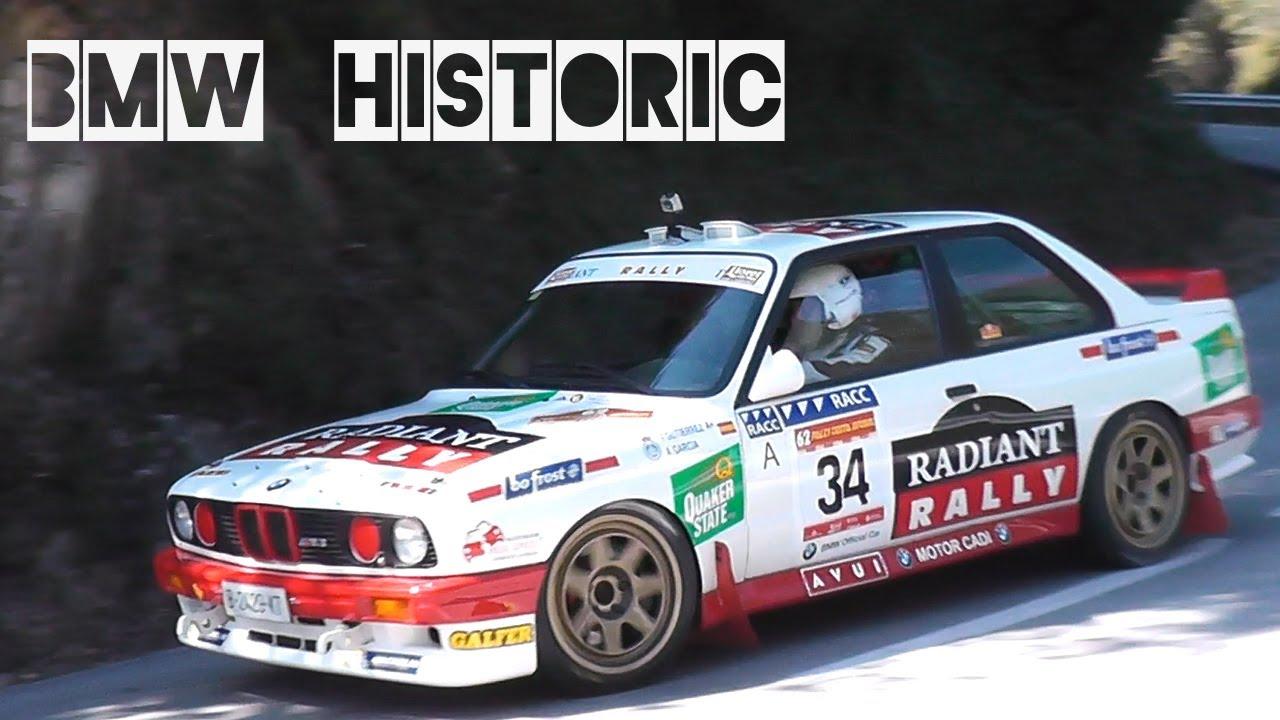 Bmw Rally Car Sounds M3 E30 2002 323i Hd Youtube