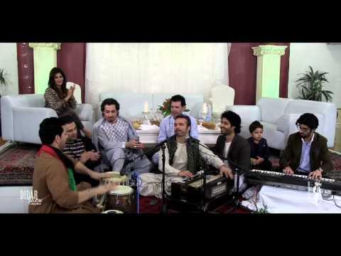 Mahali Song - TA KE NABASHI | DidarShow by Wakila Wahid
