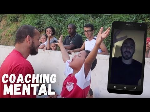 COACHING MENTAL avec le soutien de Karim BENZEMA pour des enfants d'une favelas de Rio - #EP25