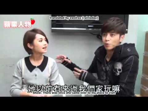 20110126 羅志祥&楊丞琳結仇三年恨之入骨 Show Lo Rainie Yang [Eng Sub]