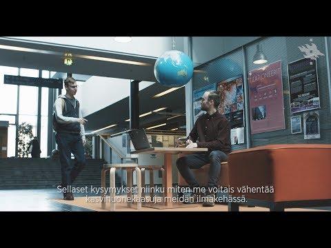 Tule Opiskelemaan Fysiikkaa Helsingin Yliopistoon!