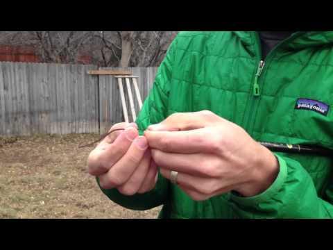 Tenkara Rod Tip Field Repair