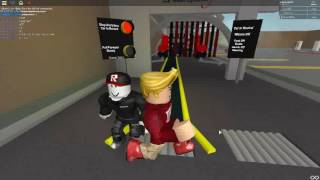 autolavaggio in Roblox Tommy express carwash