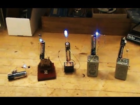 how to build a joule thief