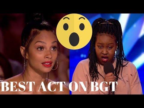 "Top 7 ""BEST ACTS"" BRITAIN'S GOT TALENT AUDITIONS 2017-2018!"