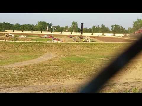Hartford Motor Speedway MTS Heat Race 7/13/17