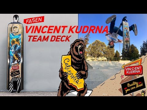 Vincent Kudrna | Team Deck Promo