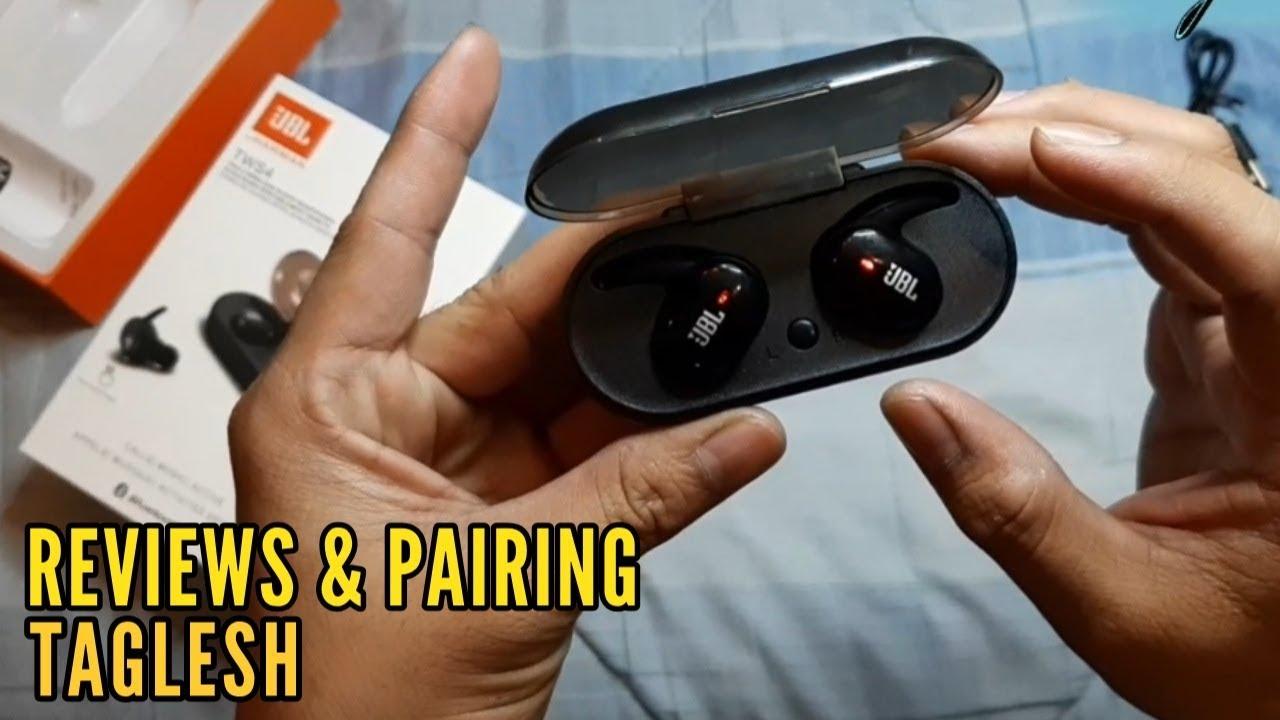 Part 1 Jbl Tws4 Earbuds Unboxing Jbl Touch 5 0 Binaural True Wireless Headset Lazadaph Youtube