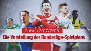 ReLive | Veröffentlichung des Bundesliga-Spielplans 2017/2018