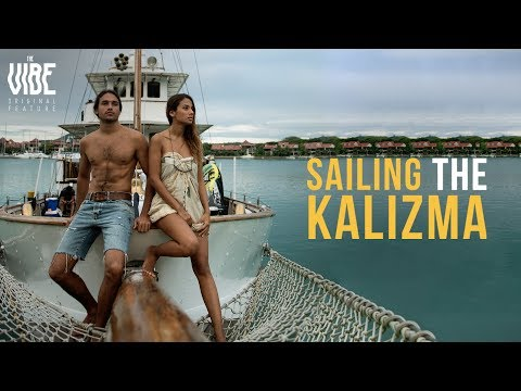 Sailing The Kalizma | TheVibe Original Feature