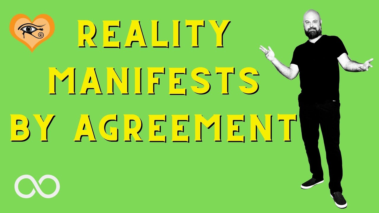 Agreement Hardens the Cement of Reality - Group Meditations Daily 3pm EST starting Tomorrow