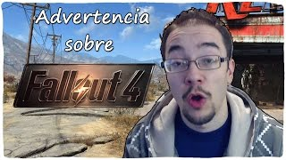 Advertencia sobre FALLOUT 4