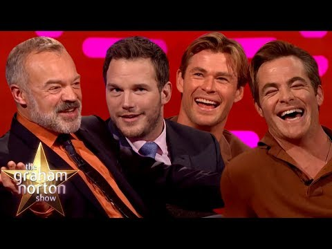 Graham Norton Loves Men Called 'Chris' | The Graham Norton Show