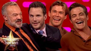 Graham Norton Loves Men Called