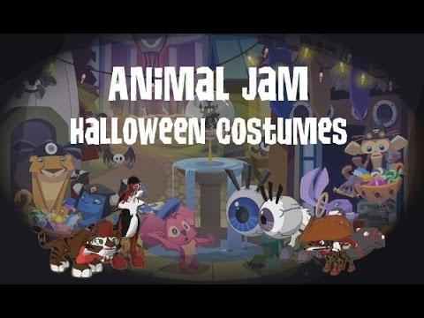 halloween costume ideas animal jam youtube