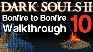 Dark Souls 2 - B2B Walkthrough - Lost Bastille & McDuffs Workshop & Ruin Sentinels Boss (10)
