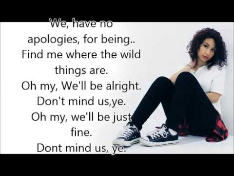 Alessia Cara Wild ThingsLyricalListen 1st Lyric !