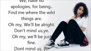 Alessia Cara- Wild Things//LyricalListen (1st Lyric video!)
