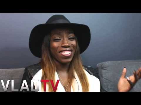 "Estelle Talks ""Make Her Say"" Single & New Album"