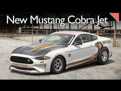 Mustang Cobra Jet, Magna SmartAccess Tech. - Autoline Daily 2416