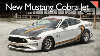 Mustang Cobra Jet, Magna SmartAccess Tech. - Autoline Daily 2416