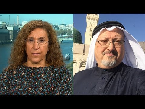 Dissident Saudi Academic Madawi Al-Rasheed on Khashoggi's Disappearance, U.S.-Saudi Relations & More