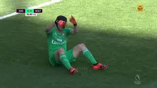 Arsenal vs Watford 2 0
